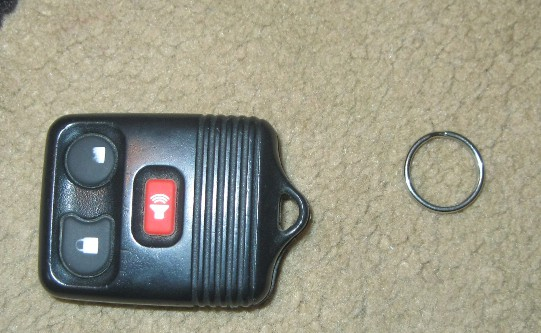 Replacing A Ford Escape Key Fob Battery Bluehypergiant Com